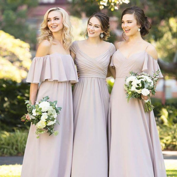 Australian Wedding Gowns: Designer Bridesmaid Dresses Melbourne, Australia